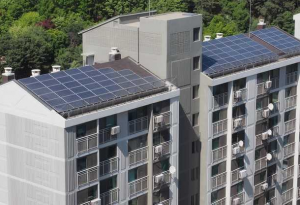 Solar on apartment buildings